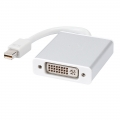 CONEXION MINI DISPLAY PORT MACHO - DVI HEMBRA, 0,2m