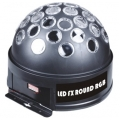 LED FX ROUND RGB ACOUSTIC CONTROL