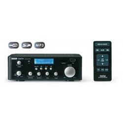 AMPLIFICADOR 2x25 AS-24U USB - FONESTAR