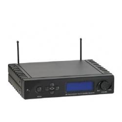 KIT MICROFONOS INALAMBRICOS PETACA UHF ACOUSTIC CONTROL