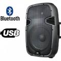 CAJA ACUSTICA LC-8/AMP/USB/BT